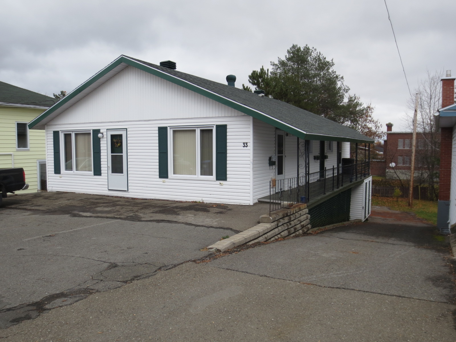 Quadruplex for sale, Edmundston